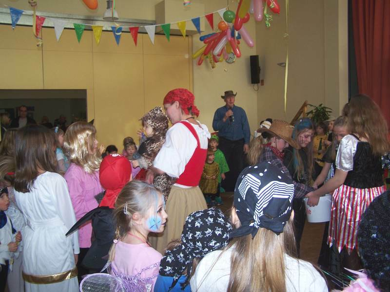 Kinderfasching in Alveslohe