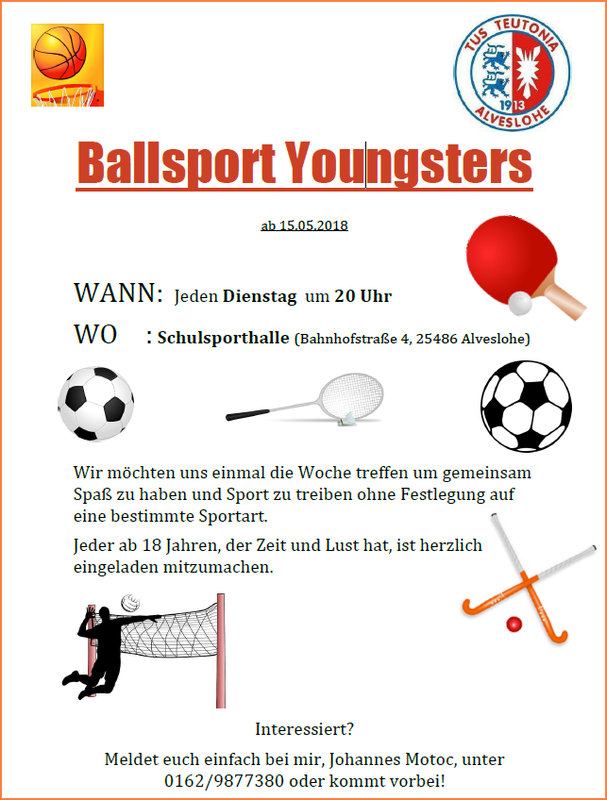 Ballsport Youngsters